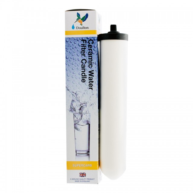Doulton Supercarb Waterfilter