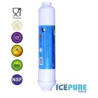 Inline Post Carbon Waterfilter Icepure ICP-T33