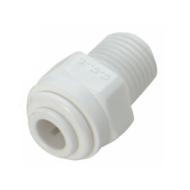 1/4 inch Recht Quick Connect Fitting