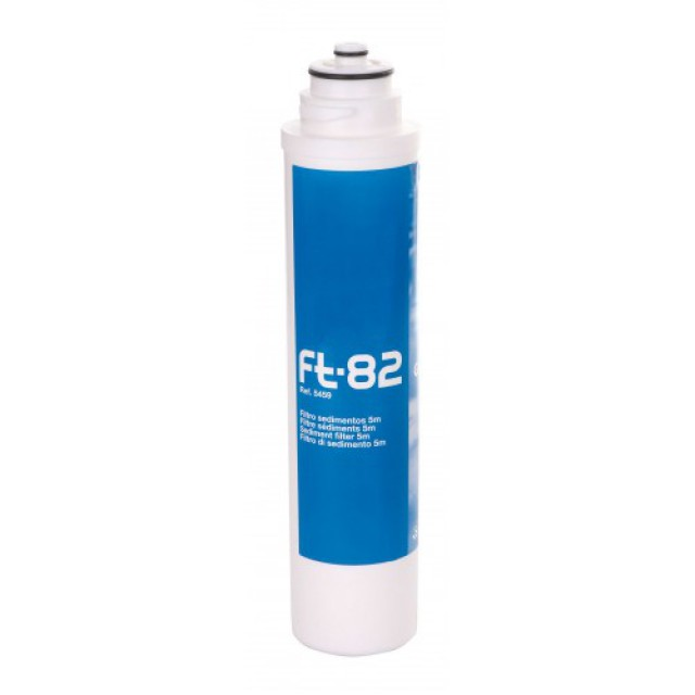 FT-82 Waterfilter Sediment